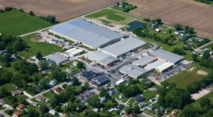 Draper, Inc. Aerial View