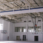 Draper gym equipment in Erbil Pota, Iraq