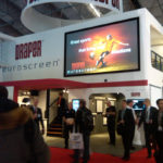 Draper&#039;s Booth at ISE 2012