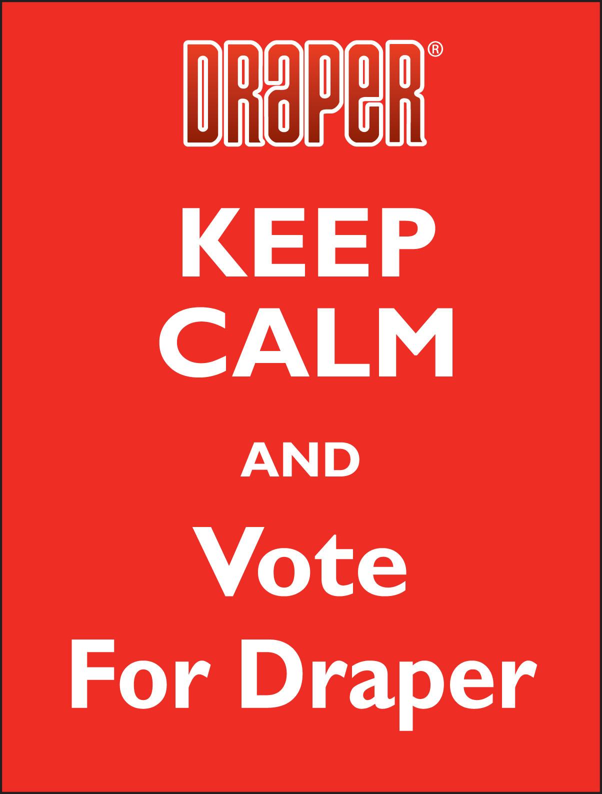 Vote For Draper Draper Inc Blog Site