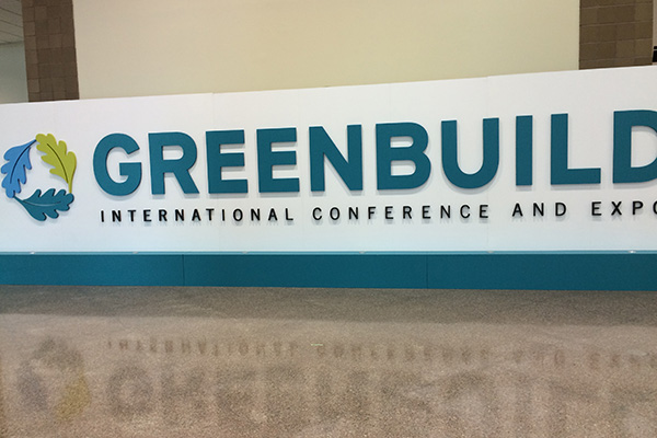 Reflections from Greenbuild