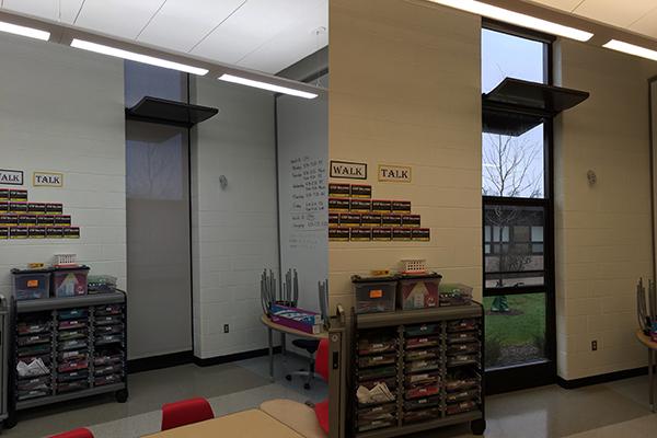 School Puts Daylighting on the Shelf