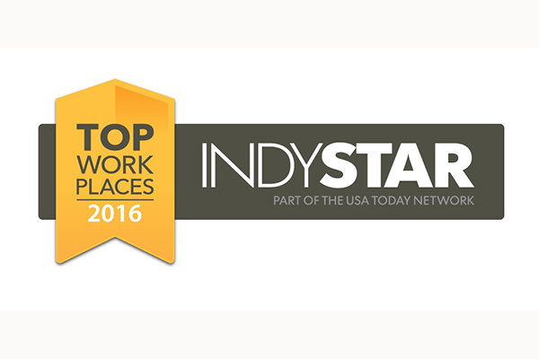Draper One of Indiana's Top Workplaces