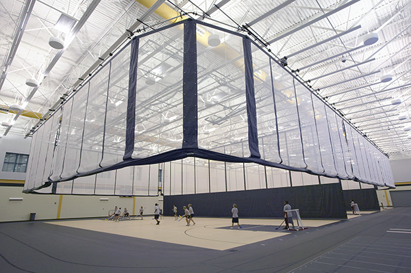 Why Use Gymnasium Divider Curtains?