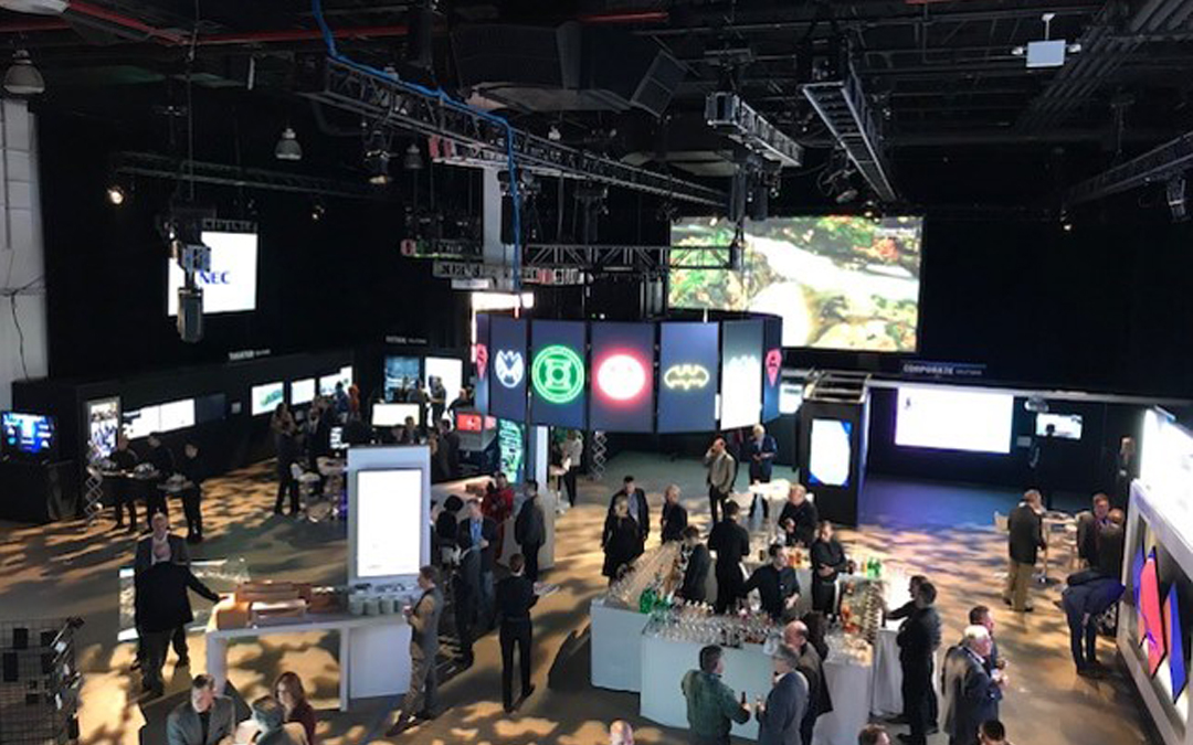 NEC Event Showcases Draper's Custom Capabilities