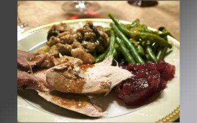 Draper Recipes for a Happy Holiday Season