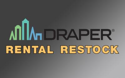Rebuild Inventory With Rental Restock