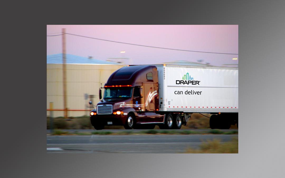 Draper Delivers Even in the Busy Season