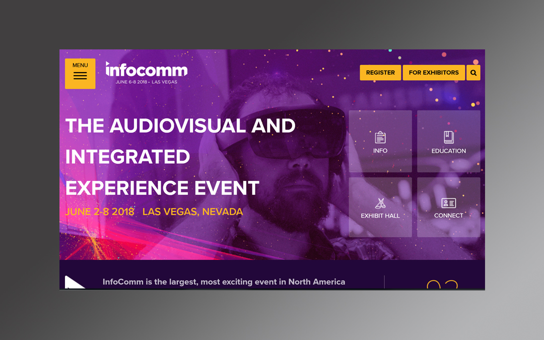 InfoComm 2018: The Draper You Never Knew