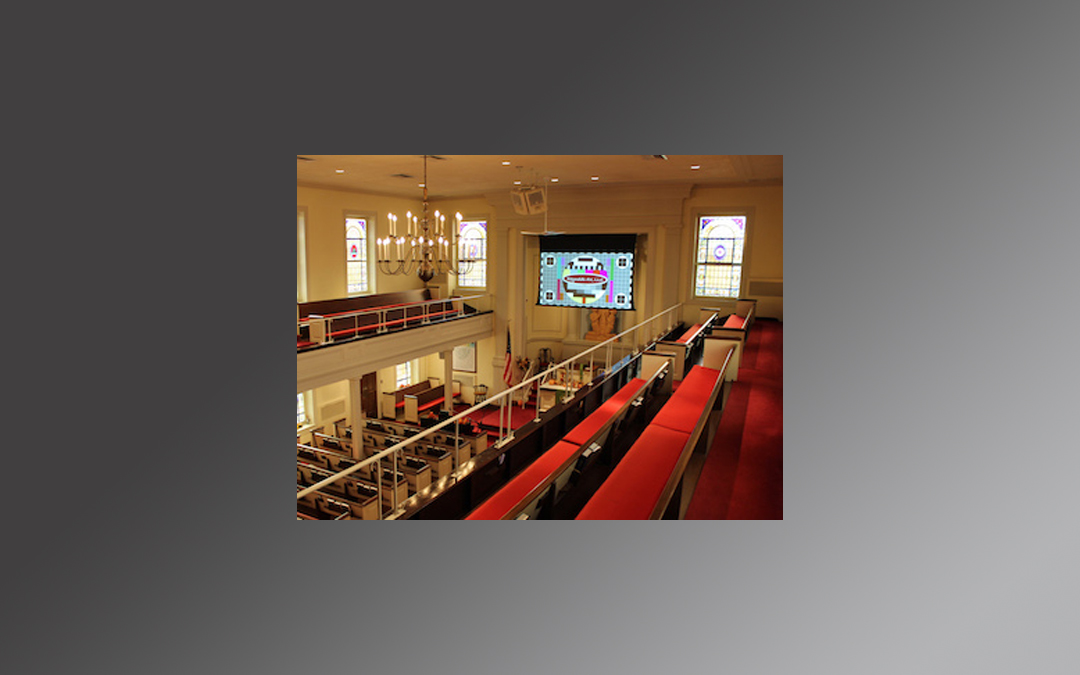 TecVision Solves Church's Ambient Light Problem