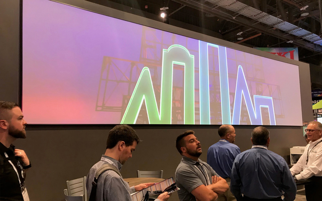 Highlights from InfoComm 2018