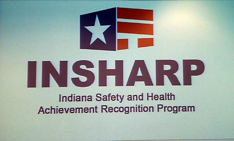 Draper Receives INSHARP Certification