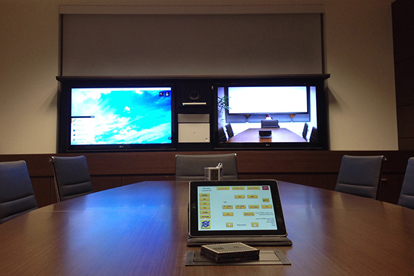 Custom Lift Rescues Videoconferencing Space