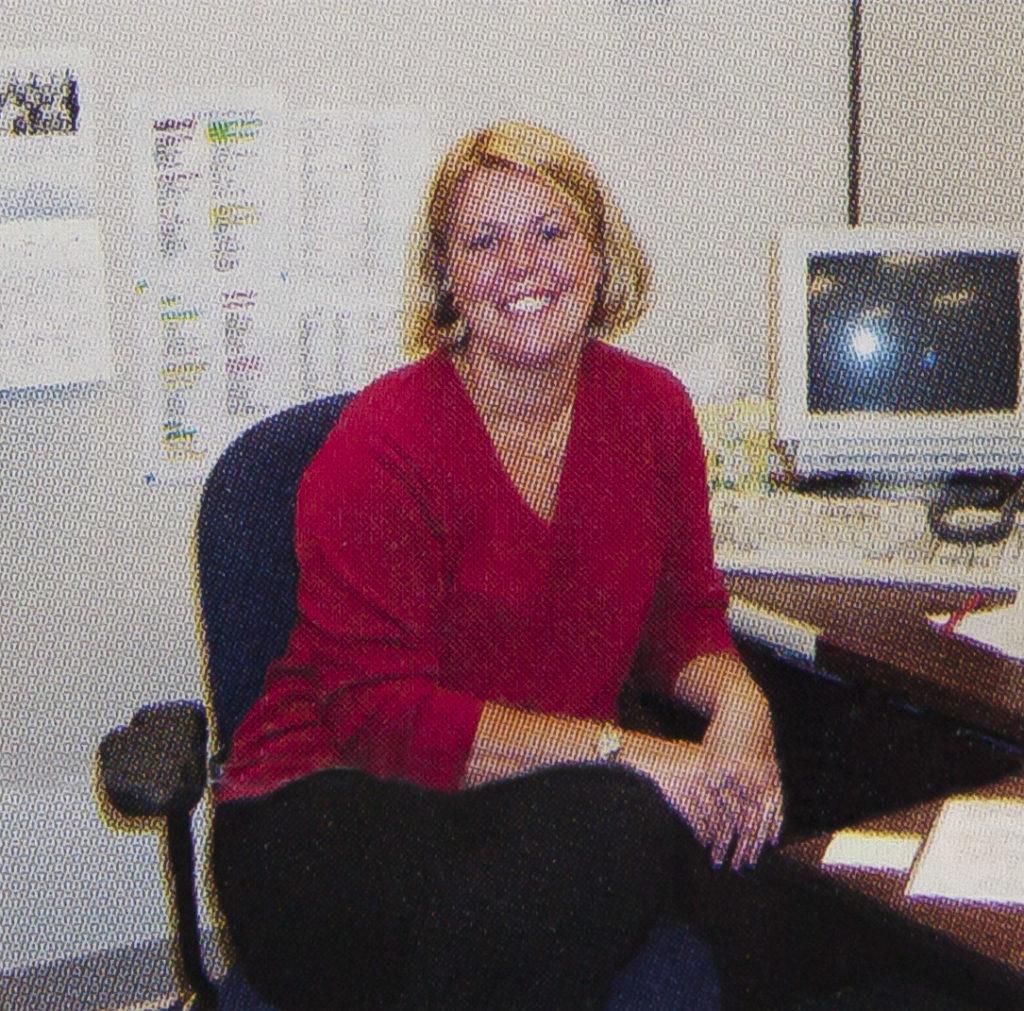 Amy Madden 1999