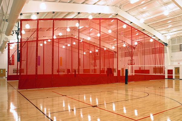 Which Gym Divider?