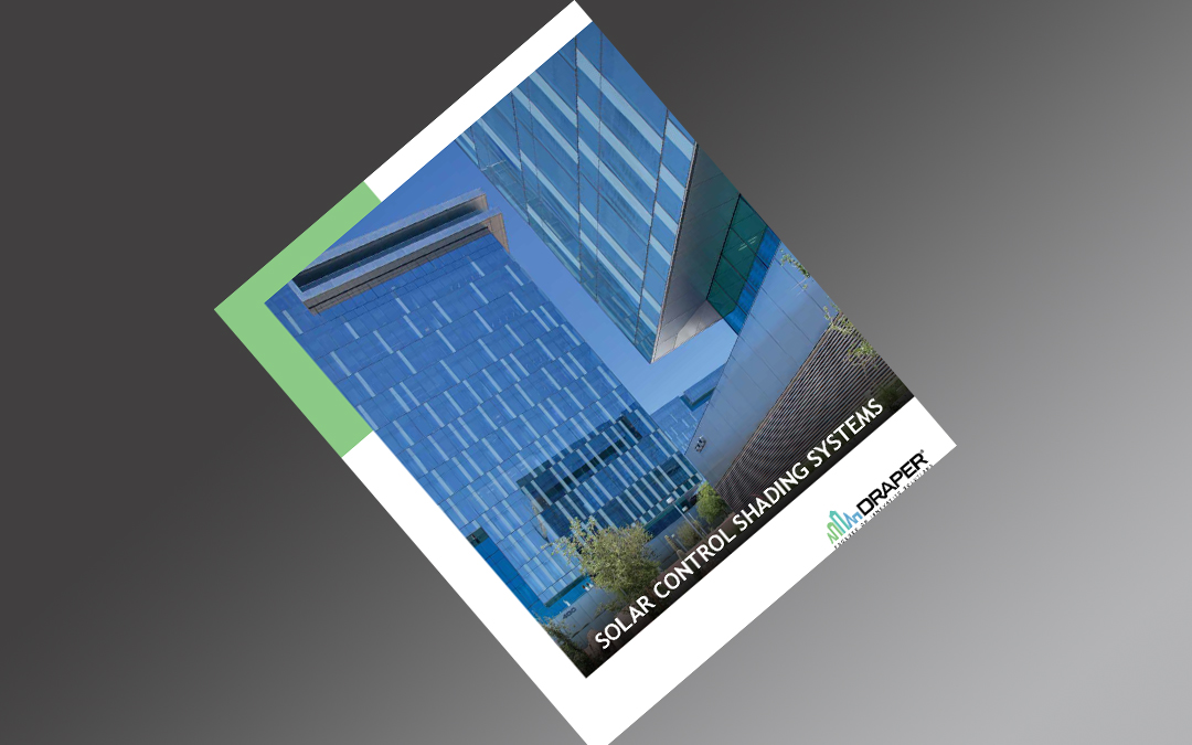 What You'll Find in the New Solar Control Shading Catalog