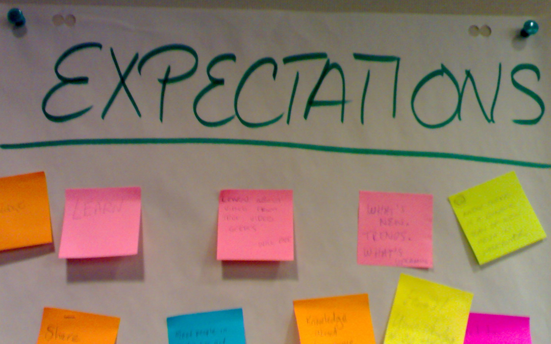 Setting and Managing Expectations