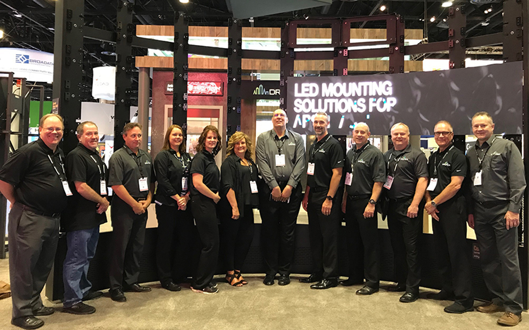 A Structure for Success at InfoComm 2019