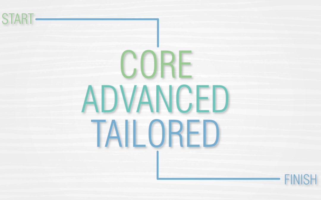 New Video Highlights Core, Advanced, and Tailored solutions